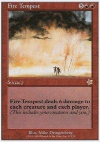 Fire Tempest - Starter