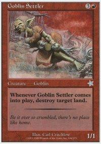 Goblin Settler - Starter