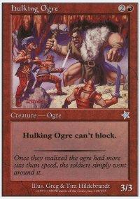 Hulking Ogre - Starter