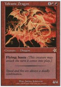 Volcanic Dragon - Starter