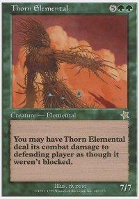 Thorn Elemental - Starter