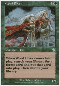 Wood Elves - Starter