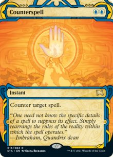 Counterspell 1 - Strixhaven Mystical Archive