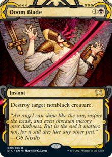 Doom Blade 1 - Strixhaven Mystical Archive
