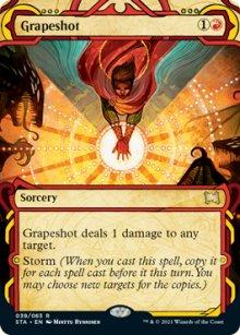 Grapeshot 1 - Strixhaven Mystical Archive