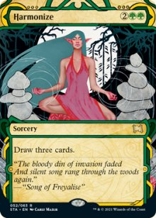 Harmonize 1 - Strixhaven Mystical Archive