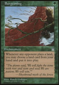 Burgeoning - Stronghold