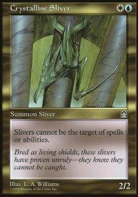 Crystalline Sliver - Stronghold