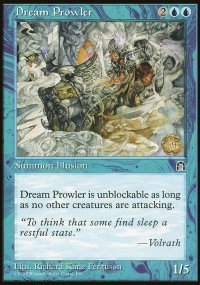 Dream Prowler - Stronghold