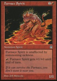 Furnace Spirit - Stronghold