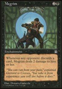 Megrim - Stronghold