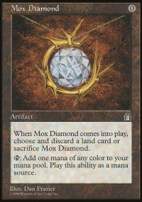 Mox Diamond - Stronghold
