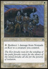 Nomads en-Kor - Stronghold