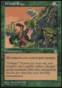 Primal Rage - Stronghold