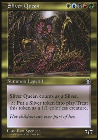 Sliver Queen - Stronghold