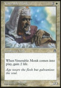Venerable Monk - Stronghold