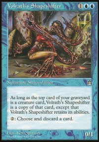 Volrath's Shapeshifter - Stronghold