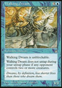 Walking Dream - Stronghold