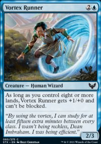 Vortex Runner - Strixhaven School of Mages