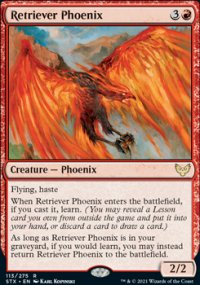 Retriever Phoenix 1 - Strixhaven School of Mages