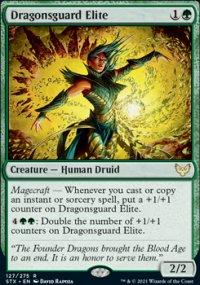 Dragonsguard Elite 1 - Strixhaven School of Mages