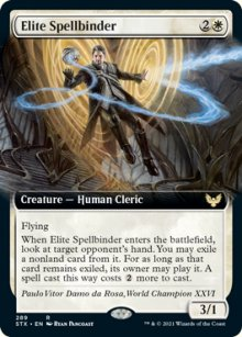 Elite Spellbinder 2 - Strixhaven School of Mages