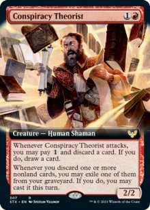 Conspiracy Theorist 2 - Strixhaven School of Mages