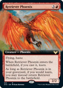 Retriever Phoenix 2 - Strixhaven School of Mages
