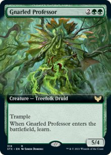 Gnarled Professor 2 - Strixhaven School of Mages