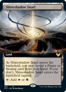 Shineshadow Snarl 2 - Strixhaven School of Mages