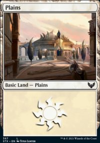 Plains 2 - Strixhaven School of Mages
