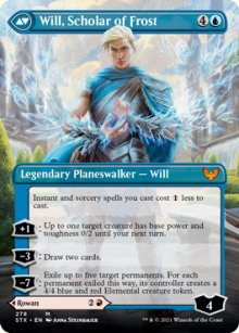 Will, Scholar of Frost 2 - Strixhaven School of Mages
