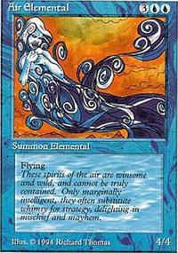 Air Elemental - Summer Magic