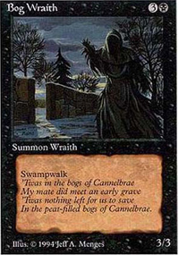 Bog Wraith - Summer Magic