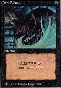 Dark Ritual - Summer Magic