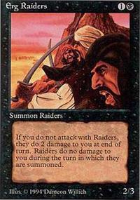 Erg Raiders - Summer Magic