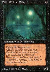 Will-o'-the-Wisp - Summer Magic