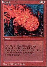 Fireball - Summer Magic