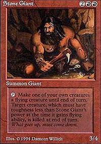 Stone Giant - Summer Magic