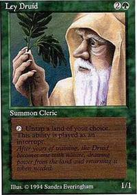 Ley Druid - Summer Magic