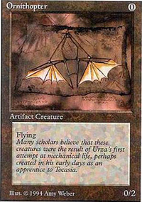 Ornithopter - Summer Magic