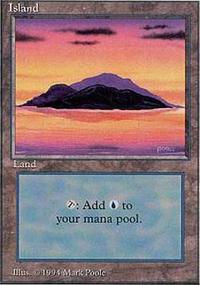 Island 1 - Summer Magic