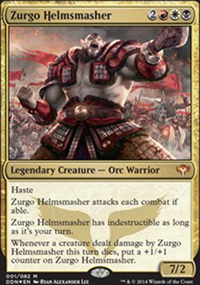 Zurgo Helmsmasher - Speed vs. Cunning