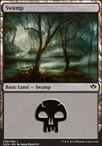 Swamp - Speed vs. Cunning