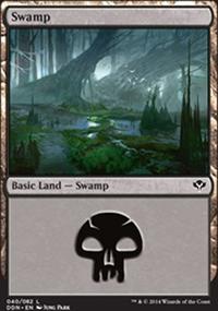 Swamp - Speed vs. Cunning