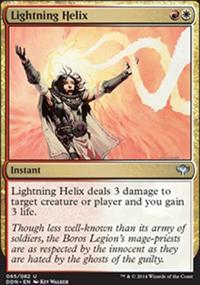 Lightning Helix - Speed vs. Cunning