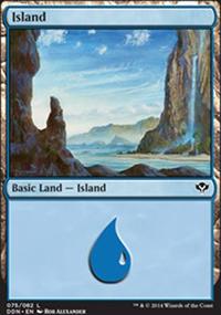 Island - Speed vs. Cunning