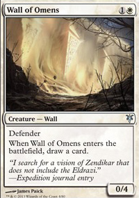 Wall of Omens - Sorin vs. Tibalt