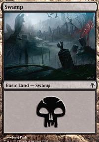 Swamp - Sorin vs. Tibalt