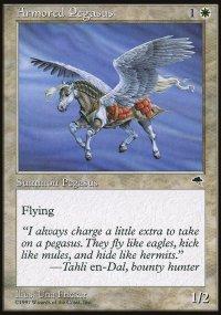 Armored Pegasus - Tempest